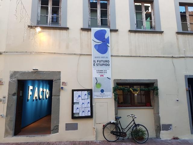 1 Il futuro è stupido - solo exhibition