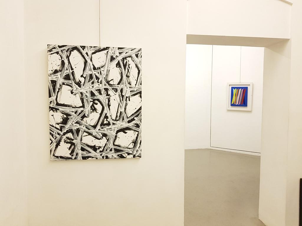 10 André Arte - Via Giulia 175 - Piero Dorazio, Gianni Asdrubali