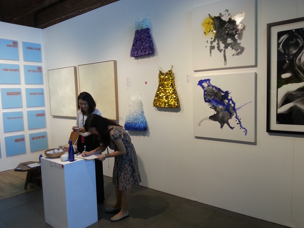 10. Affordable Art Fair - New York - September 2014