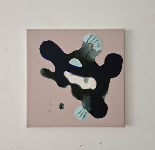 11 - 2018 - mixed technique on canvas - cm 30x30