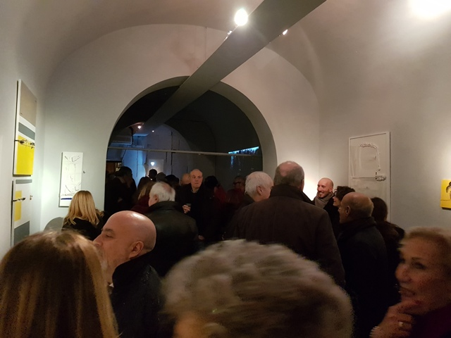 12. Borghini arte contemporanea - Rome - January 2019