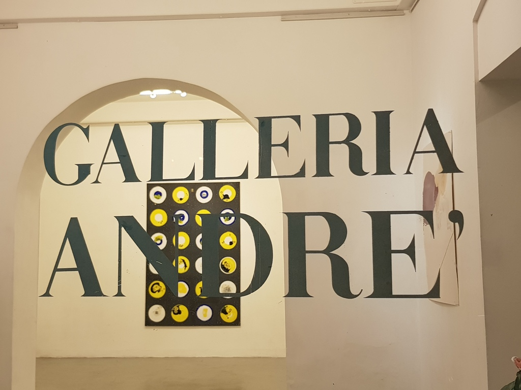 15 galleria Andrè opening Sept 21 2017