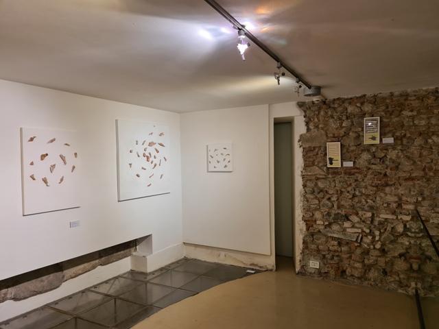 15. La tensione astratta dei segni, bi-personale Marco Angelini - Andrea Pinchi, a cura di Raffaella Salato