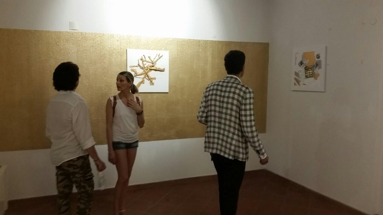 MA EC Milano - solo exhibition - luglio 2017