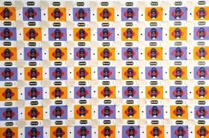 18 2021, CONTINENTI ALLA DERIVA, cm 120x80, tecnica mista su tela