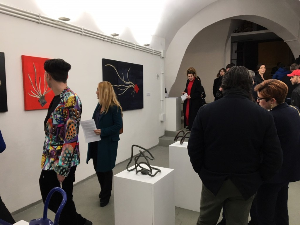 18 Divenire group show curated by Giuditta Elettra Lavinia Nidiaci