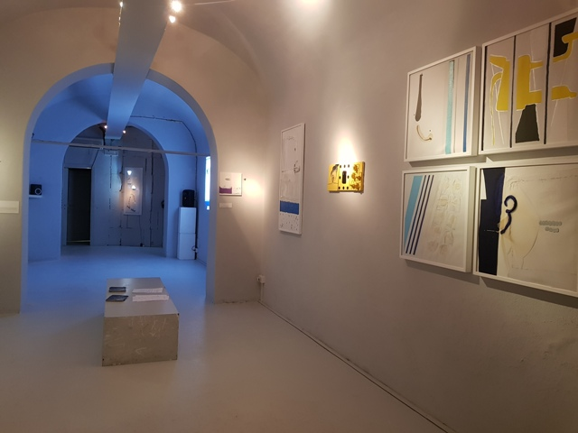 1a. Borghini arte contemporanea - Rome - January 2019