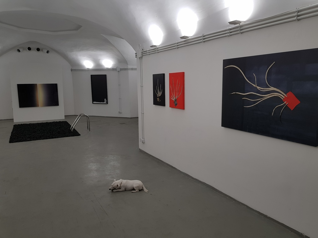 2 Divenire group show curated by Giuditta Elettra Lavinia Nidiaci