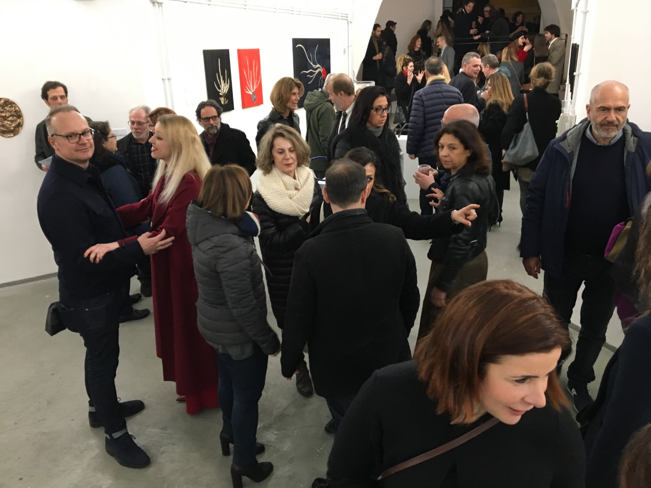 20 Divenire group show curated by Giuditta Elettra Lavinia Nidiaci