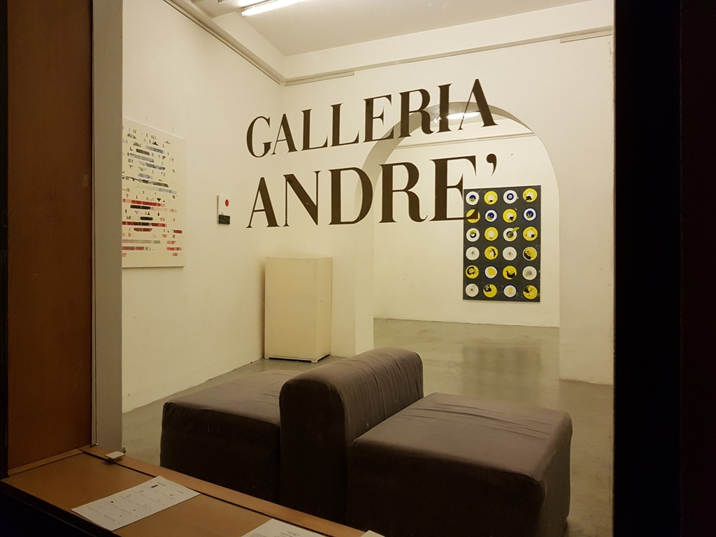 22 galleria Andrè opening Sept 21 2017