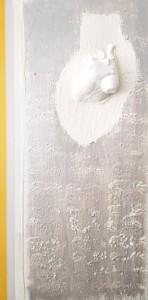 3. Marco Angelini - 2013 - tecnica mista su tela - cm 30x60