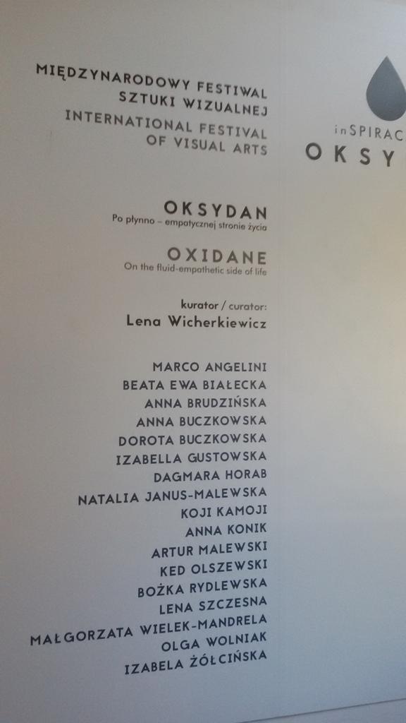 3. OXIDANE - Szczecin - June_Septembre 2016