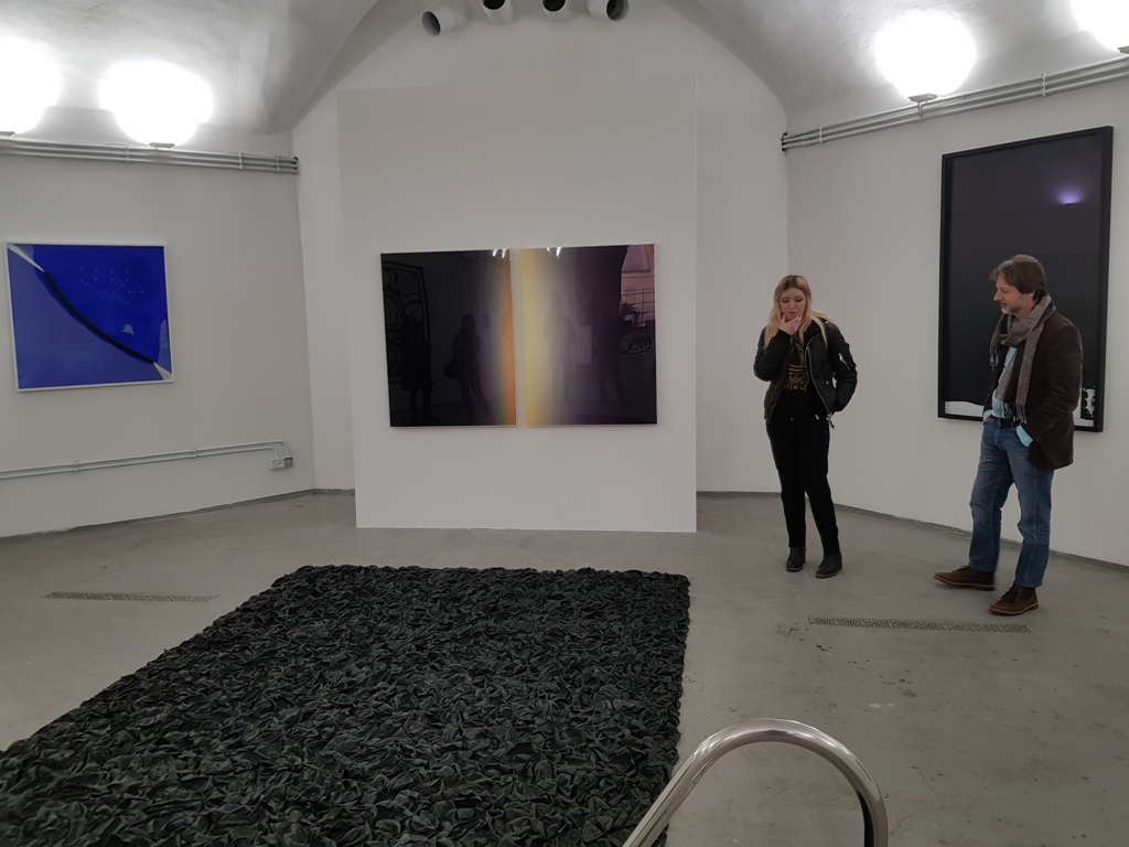 4 Divenire group show curated by Giuditta Elettra Lavinia Nidiaci