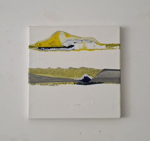 5 - 2016 - mixed technique on canvas - cm 30x30