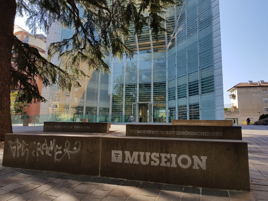 5 - Museion - Bozen - October 2017