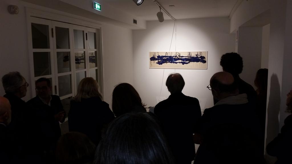 5 opening lo spazio del sacro - solo exhibition al MLAC