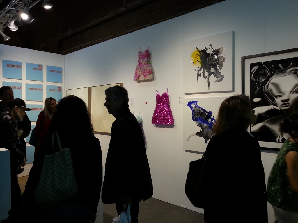 5. Affordable Art Fair - New York - September 2014