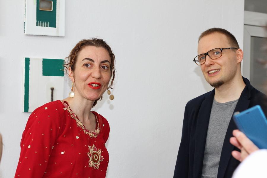 6 Nowe Miejscie gallery - June 2016 - ph. Małgorzata Iwanicka