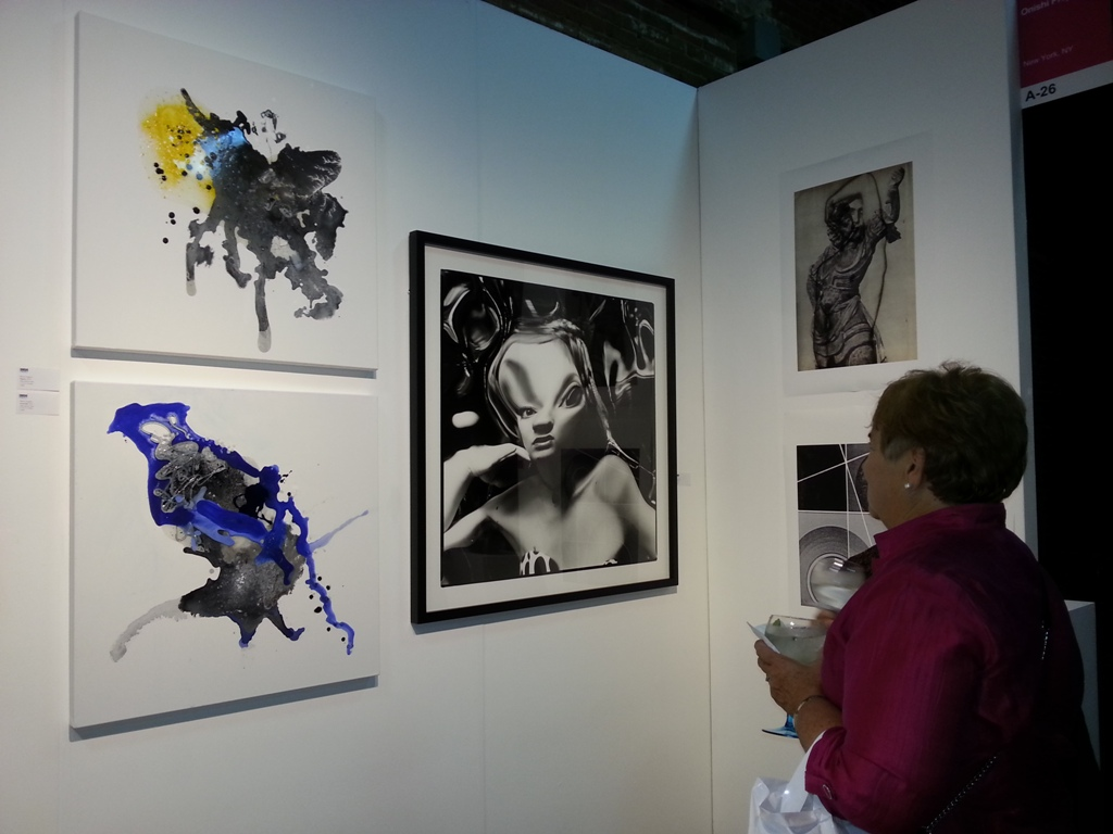 7. Affordable Art Fair - New York - September 2014