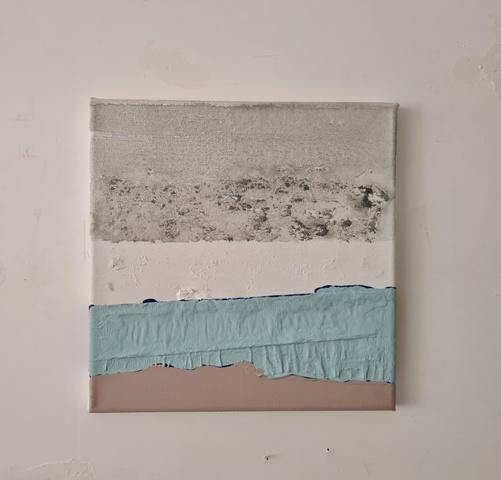 8 - 2016 - mixed technique on canvas - cm 30x30