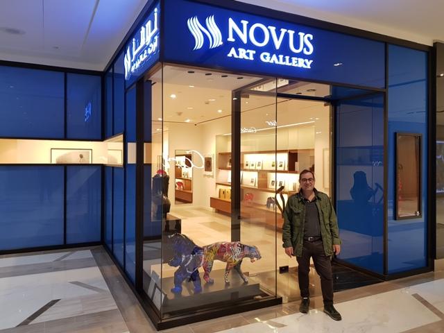 8 Abu Dhabi - Novus Art Gallery