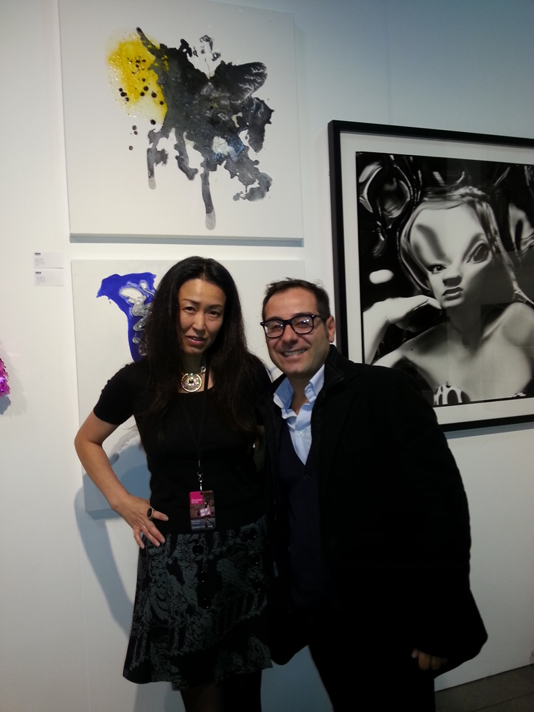 8. Affordable Art Fair - New York - September 2014