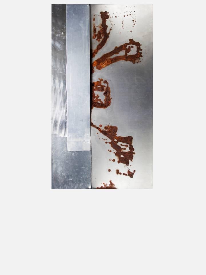 9. inspirazioni - cm 60x120 - mixed media technique