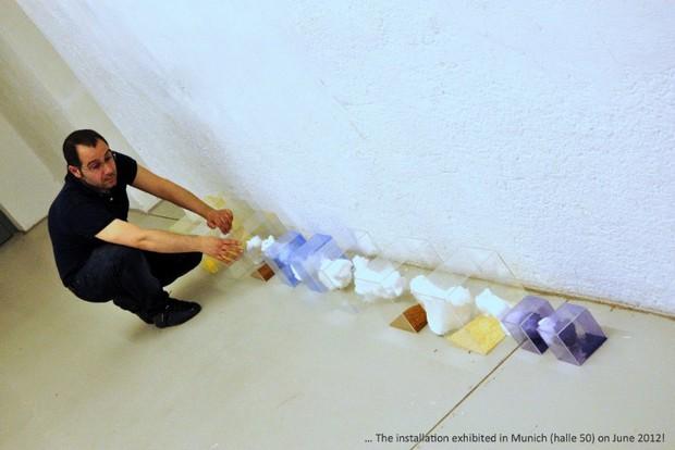 Urban Grooves - installation